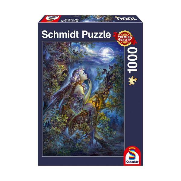 SCHMIDT 58959 - Puzzle - Im Mondlicht, 1000 Teile