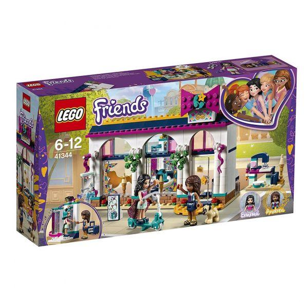 LEGO 41344 - Friends - Andreas Accessoire-Laden