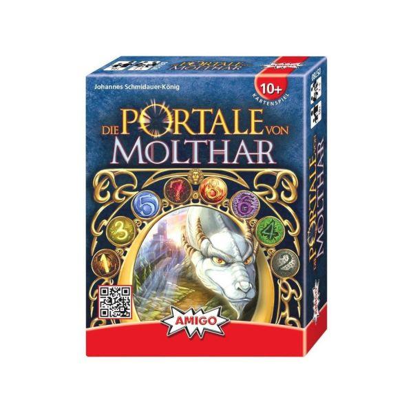 AMIGO 05780 - Kartenspiele - Die Portale von Molthar