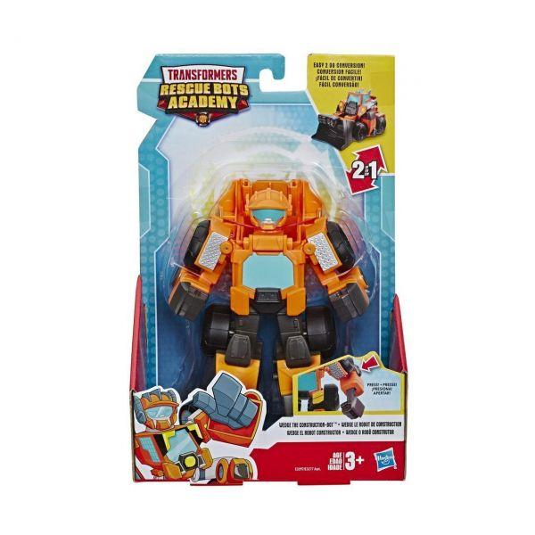 HASBRO E3297 - Playskool Heroes Transformers - Rescue Bots, WEDGE (Baustelln-Bot)