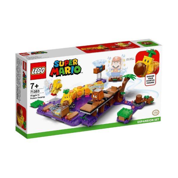 LEGO 71383 - Super Mario™ - Wigglers Giftsumpf - Erweiterungsset