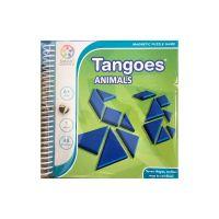 SMART GAMES 121 - Magnetische Reisespiele - Tangoes Animals