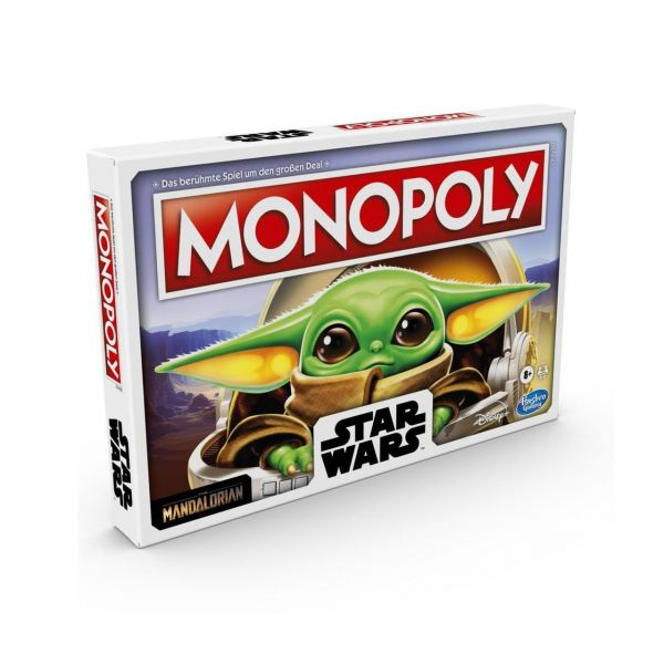 HASBRO F2013 - Gesellschaftsspiel - Monopoly: Star Wars, Das Kind