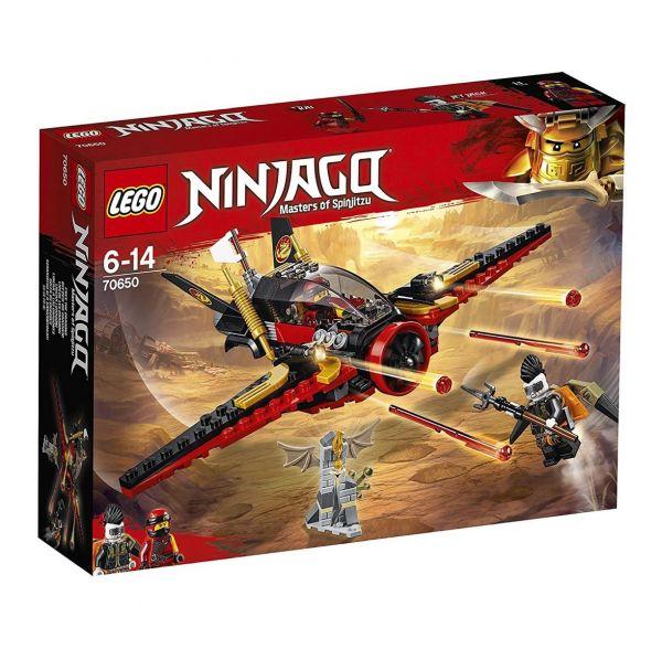 LEGO 70650 - Ninjago - Flügel-Speeder