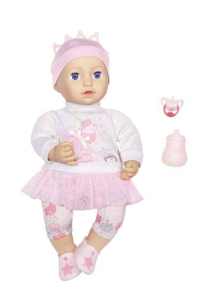 Zapf Creation 702857 - Baby Annabell® Puppe - Sweet Dreams Mia, 43cm