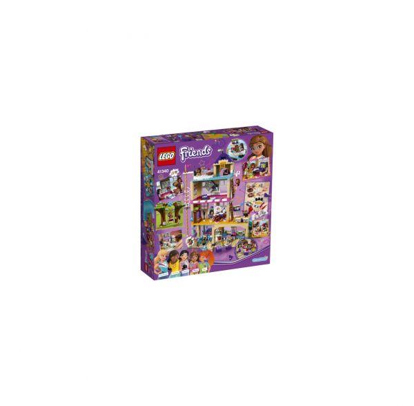 LEGO 41340 - Friends - Freundschaftshaus