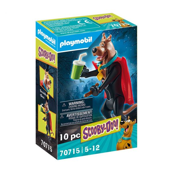 PLAYMOBIL 70715 - SCOOBY-DOO! - Sammelfigur Vampir