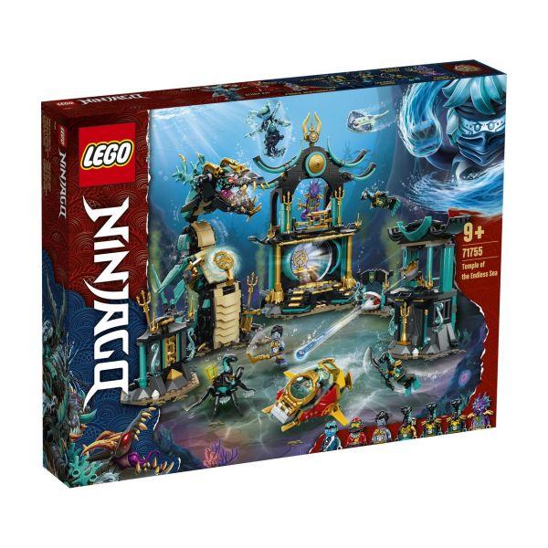LEGO 71755 - NINJAGO® - Tempel des unendlichen Ozeans