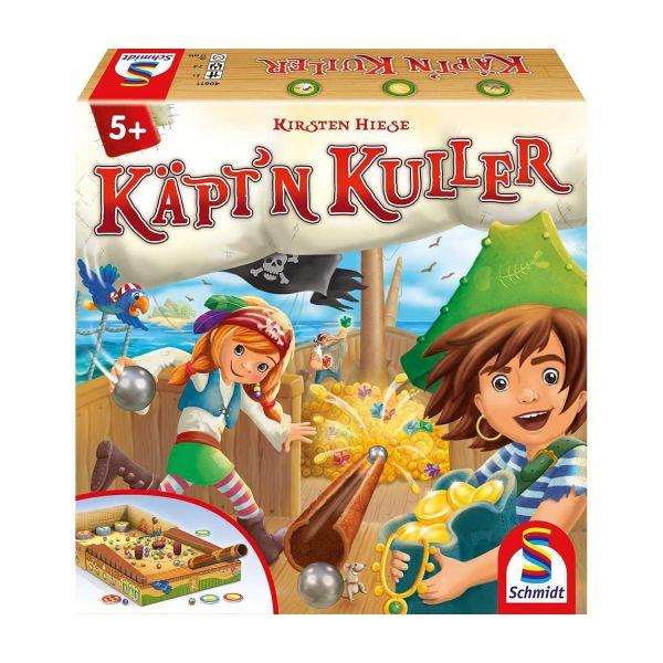 SCHMIDT 40611 - Kinderspiel - Käpt'n Kuller