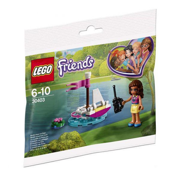 LEGO 30403 - Friends - Olivias ferngesteuertes Boot