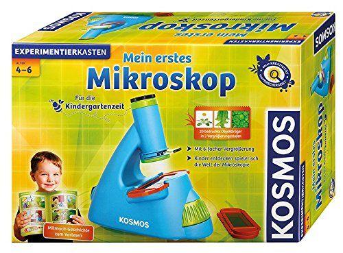 KOSMOS 634032 - Experimentierkasten - Mein erstes Mikroskop