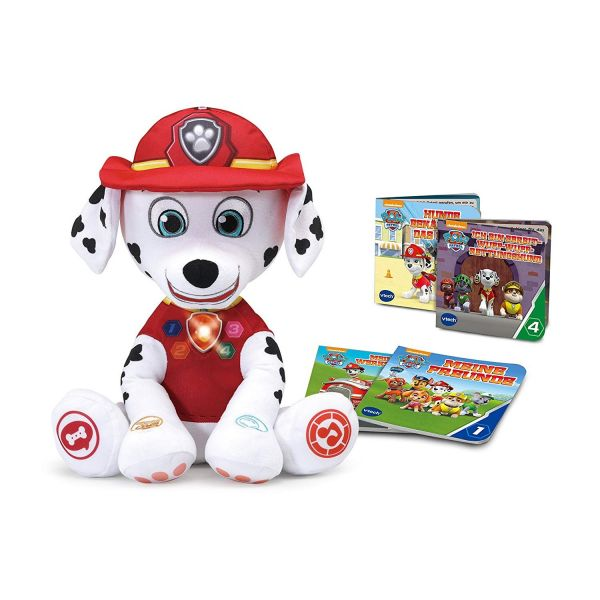 VTECH 80185804 - Ready Set School - Marshall liest vor