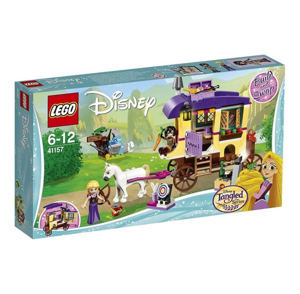 LEGO 41157 - Disney - Rapunzels Reisekutsche