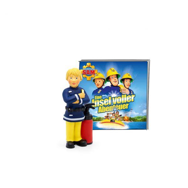 TONIES 10000524 - Hörspiel - Feuerwehrmann Sam, Eine Insel voller Abenteuer