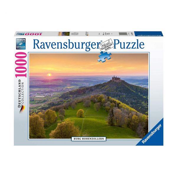 RAVENSBURGER 15012 - Puzzle - Burg Hohenzollern, 1000 Teile