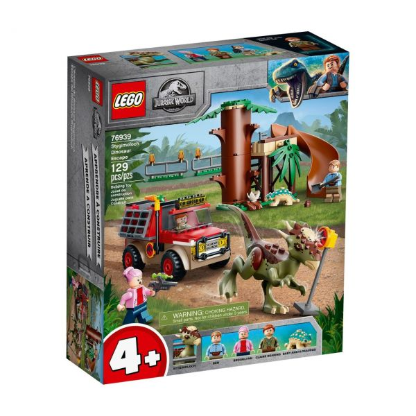 LEGO 76939 - Jurassic World™ - Flucht des Stygimoloch