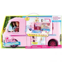 MATTEL FBR34 - Barbie - Abenteuer Camper
