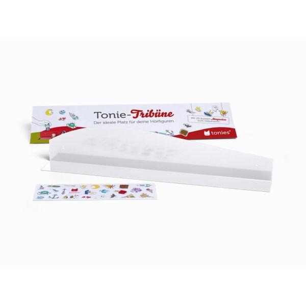 TONIES 40031 - Tonie-Tribüne - Weiß