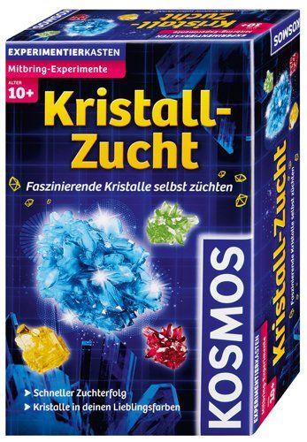 KOSMOS 659028 - Mitbringexperiment - Kristall-Zucht
