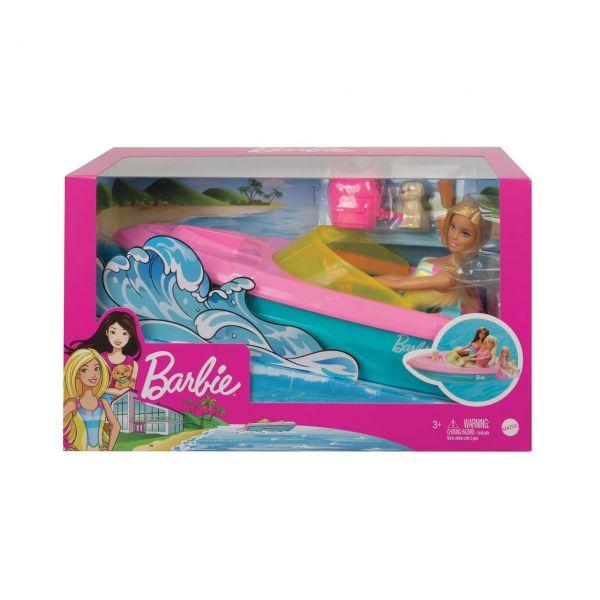 MATTEL GRG30 - Barbie - Boot mit Puppe