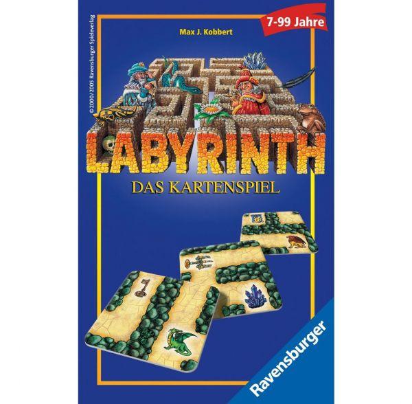 RAVENSBURGER 23206 - Kartenspiel - Labyrinth