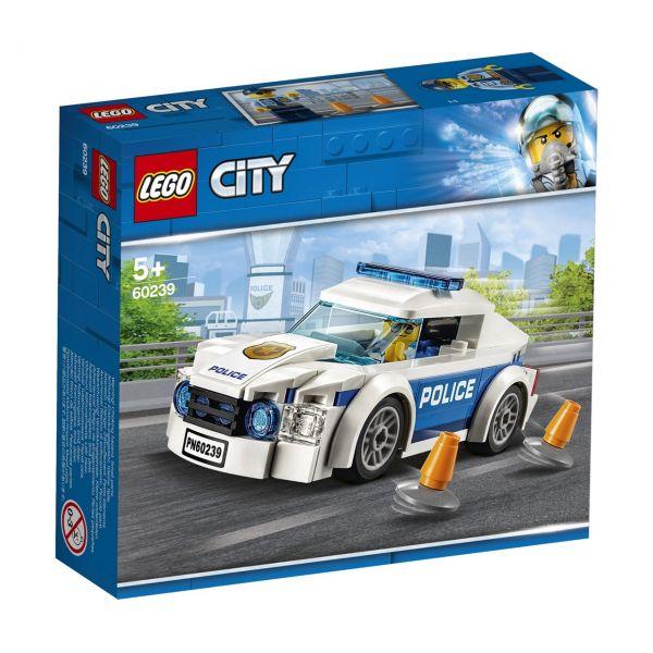 LEGO 60239 - City Polizei - Streifenwagen
