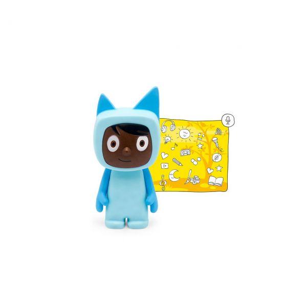TONIES 10000970 - Kreativ-Tonie - Blau (dunkelbraun)