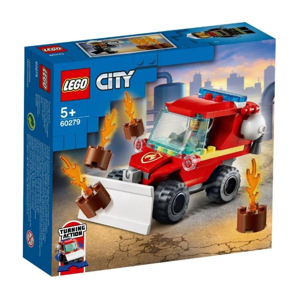 LEGO 60279 - City - Mini Löschfahrzeug