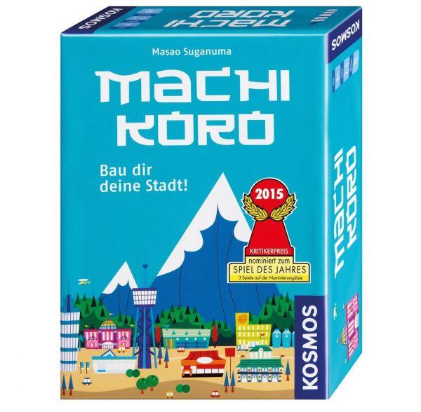 KOSMOS 692322 - Familienspiel - Machi Koro