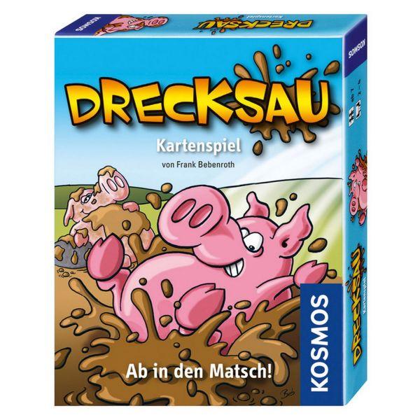 KOSMOS 740276 - Kartenspiel - Drecksau