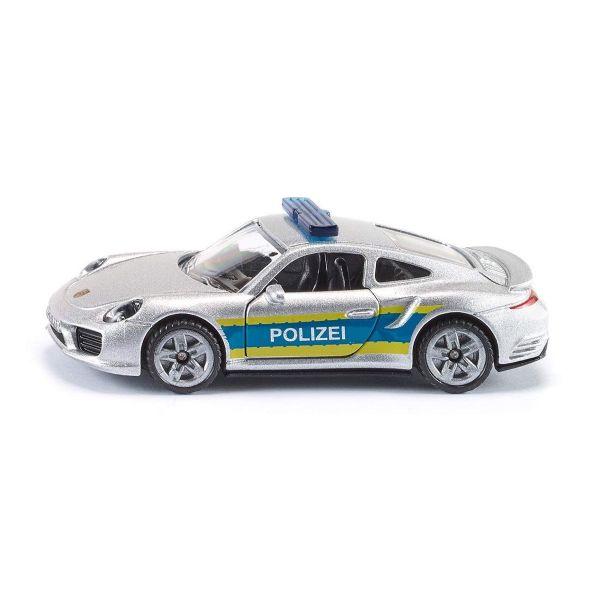 SIKU 1528- SUPER (Blister) -Porsche 911 Autobahnpolizei