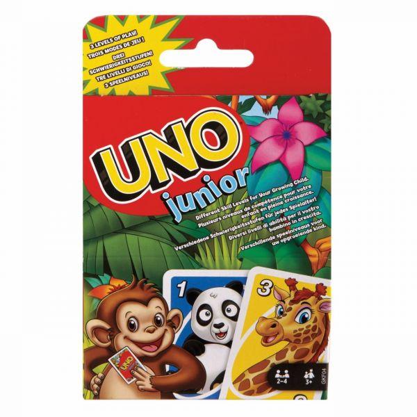 MATTEL GKF04 - Kartenspiel - UNO Junior