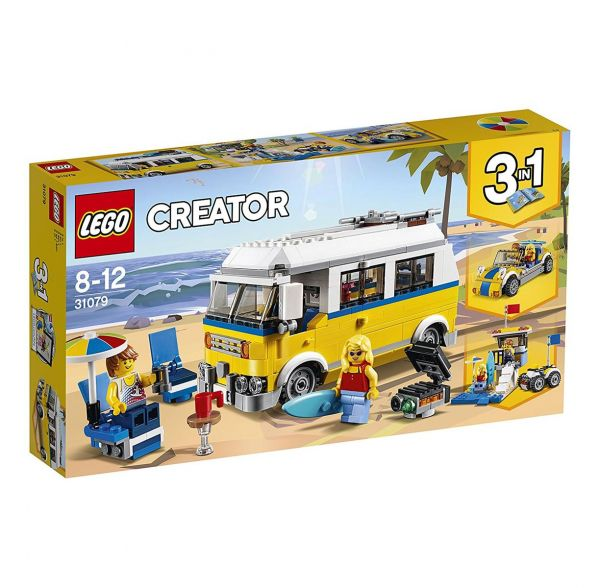 LEGO 31079 - Creator - Surfermobil