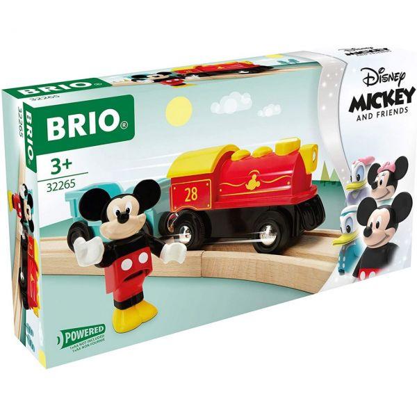 BRIO 32265 - Züge - Batteriebetriebener Micky Maus Zug