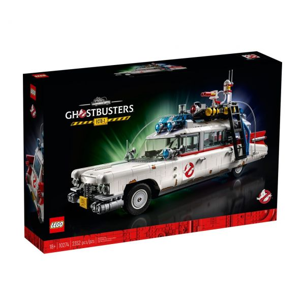 LEGO 10274 - Creator Expert - Ghostbusters™ ECTO-1