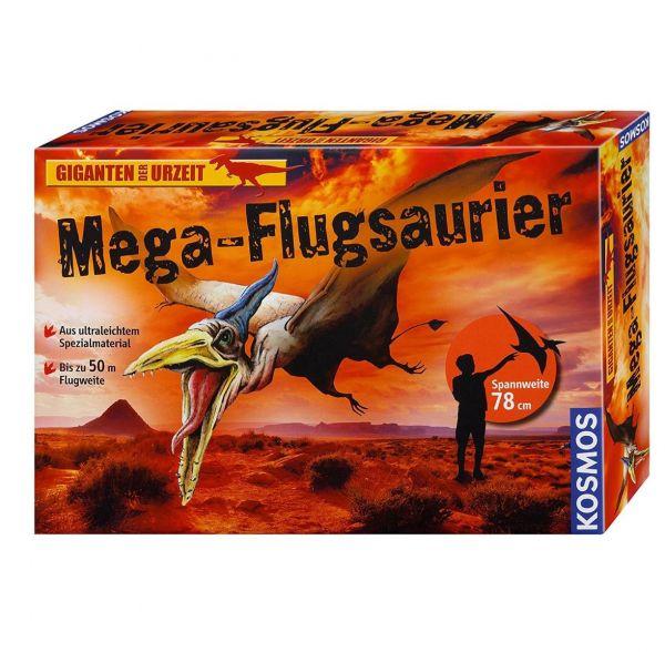 KOSMOS 632106 - Experimentierkasten - Mega Flugsaurier (mit Ausgrabungs-Ei)