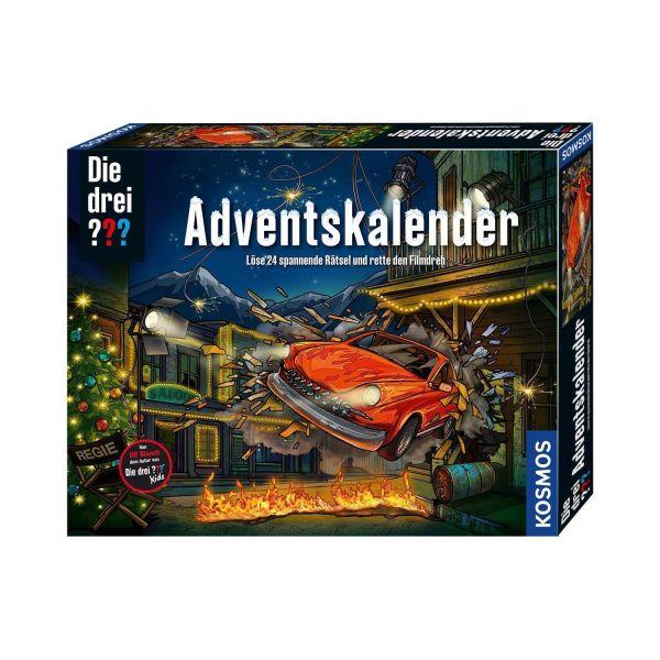KOSMOS 630560 - Adventskalender - Die Drei ???, 2021