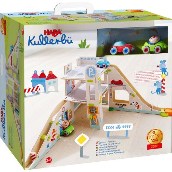 HABA 303828 - Kullerbü - Spielbahn Parkhaus