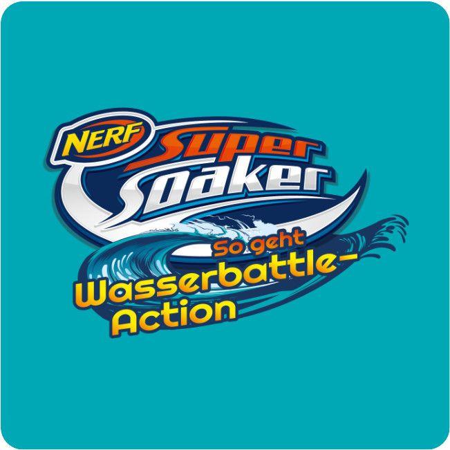 Hasbro Super Soaker Wasserspielzeug bei Spielzeugwelten