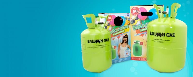 Ballongas bei Spielzeugwelten