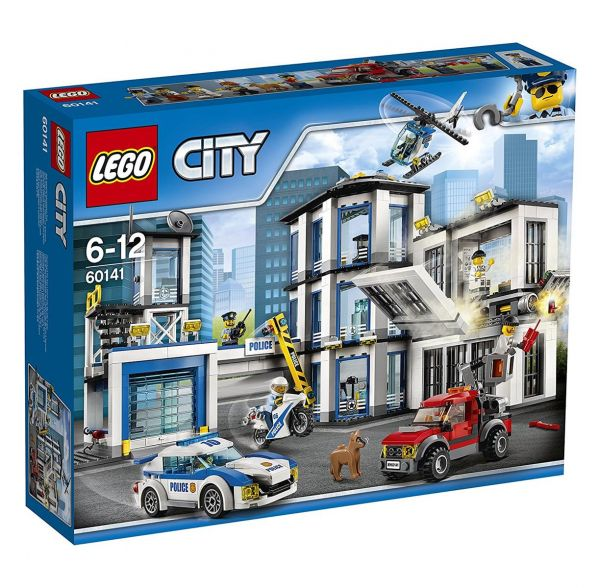 LEGO 60141 - City - Polizeiwache