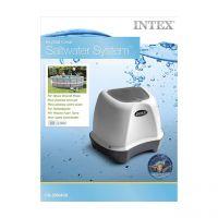 INTEX 26664GS - Poolzubehör - Salzwassersystem Krystal Clear bis 17.400 Liter, 230V