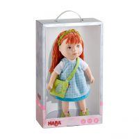 HABA 305973 - Lilli and Friends - Spielpuppe Zora, 32cm