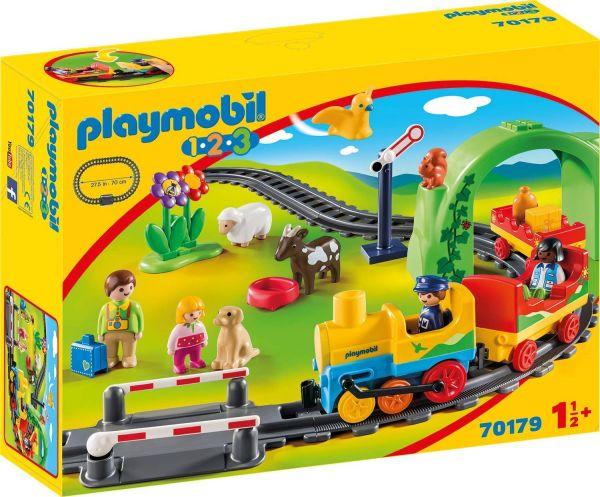 PLAYMOBIL 70179 - 1.2.3 - Meine erste Eisenbahn