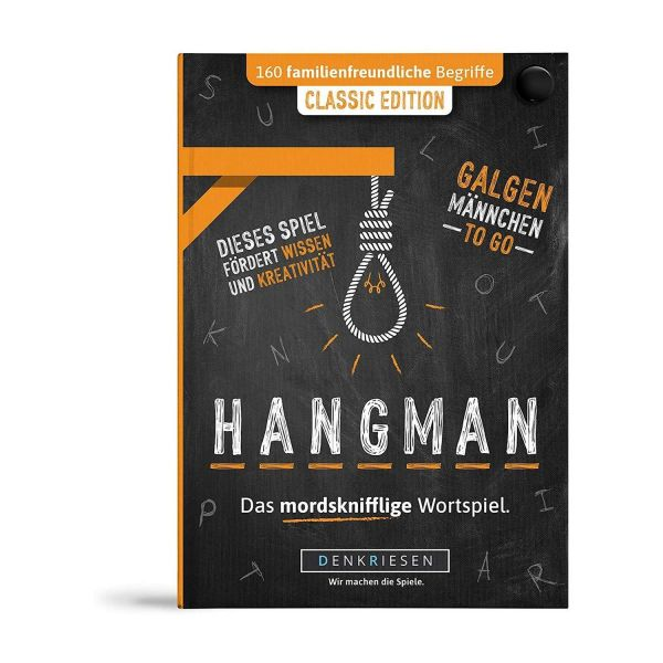 DENKRIESEN HM2001 - Hangman - Classic Edition