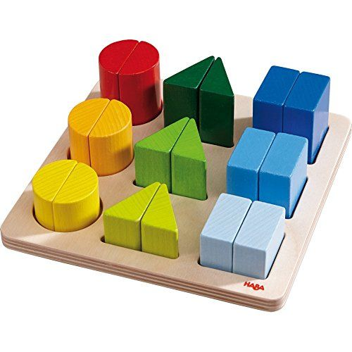 HABA 300498 - Sortierspiel - Farbenzauber