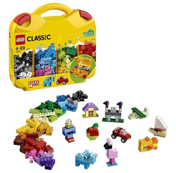 LEGO 10713 - Classic - Bausteine Starterkoffer - Farben sortieren