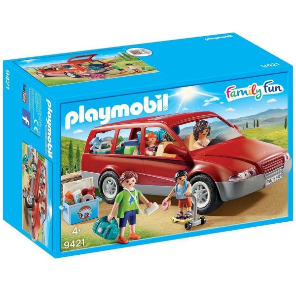 PLAYMOBIL 9421 - Family Fun Ferienvilla - Familien-PKW