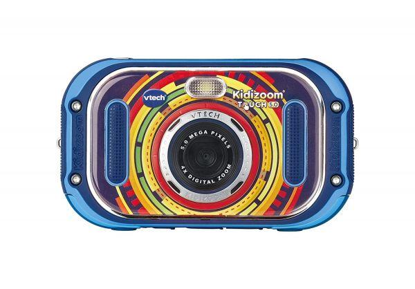 VTECH 80163504 - Kidizoom - Kidizoom touch 5.0, Kinderkamera, blau