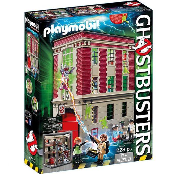 PLAYMOBIL 9219 - Ghostbusters™ - Feuerwache